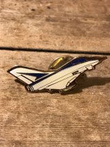 Military American Airforce Jets Pin Badge ジェット機 ビンテージ ピンバッジ ミリタリー エアフォース 80年代 ピンズ ヴィンテージ vintage