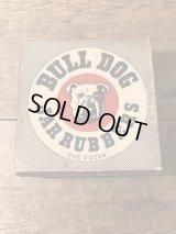 Bull Dog Jar Rubbers ブルドッグ ビンテージ ラバー 40年代 ジャー ヴィンテージ vintage
