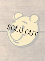 Disney Winnie the Pooh Rubber Magnet ディズニー ビンテージ マグネット 70年代 くまのプーさん ラバー ヴィンテージ vintage
