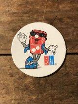 Domino's Pizza Donny Pog ドミノピザ ビンテージ メンコ ドニー アドバタイジング 90年代 ファーストフード ヴィンテージ vintage