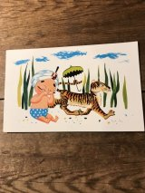 Sambo's Restaurant Post Card サンボレストラン ビンテージ アドバタイジング 80年代 企業物 ヴィンテージ vintage