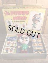 Hasbro Mr Potato Head Funny Face Kit ポテトヘッド ビンテージ ハスブロ 50年代 トイ ヴィンテージ vintage