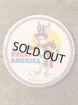 Marriott's Bugs Bunny Can Badge バッグスバニー ビンテージ 缶バッジ 70年代 カンバッチ ホテル ヴィンテージ vintage