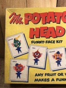 他の写真1: Hasbro Mr Potato Head Funny Face Kit ポテトヘッド ビンテージ ハスブロ 50年代 トイ ヴィンテージ vintage