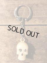 Skull Chin Gimmick Keychain スカル ビンテージ キーホルダー 60年代 ヴィンテージ vintage