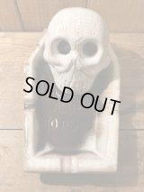 Ceramic Skull Coffin Ashtray スカル ビンテージ 灰皿 50年代 セラミック アシュトレイ コフィン ヴィンテージ vintage