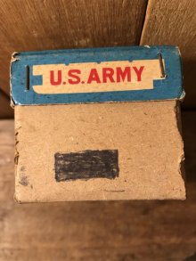 他の写真3: U.S. Army Jeep Tin Friction Car Toy USアーミー ビンテージ ジープ 50年代 ブリキ トイ ヴィンテージ vintage