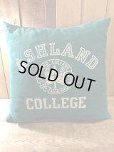 College University Ashland Corduroy Cushion カレッジ ビンテージ クッション 50年代 アッシュランド コーデュロイ ユニバーシティ ヴィンテージ vintage