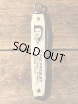 Elvis Presley Pocket Knife エルビスプレスリー 70年代 ポケットナイフ キングオブロックンロール ヴィンテージ vintage