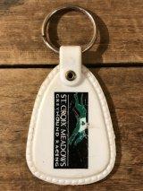 Advertising Plastic Keychain キーホルダー 80年代 企業 アドバタイジング ヴィンテージ vintage