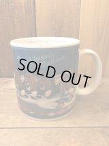 California Raisins Applause Ceramic Mug カリフォルニアレーズンズ ビンテージ マグカップ アドバタイジング 80年代