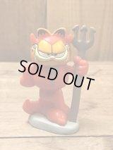 Garfield Devil PVC Figure ガーフィールド ビンテージ PVC フィギュア 90年代