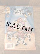 California Raisins 3-D Comic カリフォルニアレーズンズ ビンテージ コミック 漫画 80年代