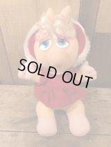 The Muppets Baby Miss Piggy Plush Doll マペット ビンテージ ベイビーミスピギー プラッシュドール ぬいぐるみ 80年代