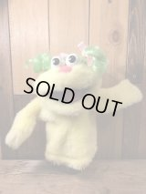 Jim Henson Muppet Lizzy Lou Puppet Doll ジムヘンソン ビンテージ リジールー パペットドール 90年代
