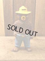 Smokey Bear Dakin Mini Figure スモーキーベア ビンテージ フィギュア アドバタイジング 70年代