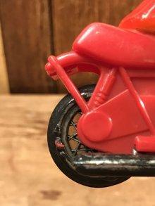 他の写真2: Mighty Mouse Motorcycle Toy マイティマウス ビンテージ バイク トイ 80年代