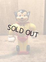 Mighty Mouse Plastic Robot Toy マイティマウス ビンテージ ロボット トイ 80年代