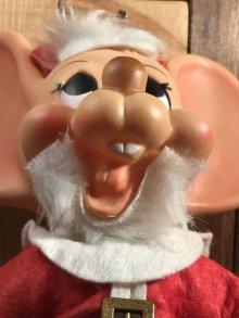 """他の写真1: Florida Country Mouse """"Santa"""" Coin Bank フロリダマウス ビンテージ トッポジージョ コインバンク 貯金箱 70年代"""