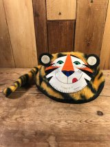 Kellogg Tony the Tiger Cereal Kids Hat  ケロッグ ビンテージ トニーザタイガー ハット キッズ 70年代