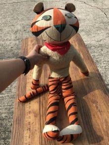 他の写真2: Kellogg Tony the Tiger Cloth Doll ケロッグ ビンテージ トニーザタイガー クロスドール 60年代