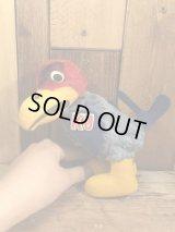Kansas University Jay Hawk Bird Mascot Doll ユニバーシティ ビンテージ マスコットドール カレッジ 50年代