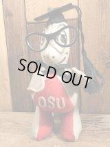 Ohio State University Personality Pet Mascot Doll ユニバーシティ ビンテージ マスコットドール カレッジ 50年代