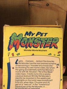 他の写真1: My Pet Monster Video Tape マイペットモンスター ビンテージ ビデオテープ 80年代
