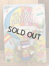 Mego Clown Around PVC Figure クラウンアラウンド ビンテージ PVCフィギュア 80年代