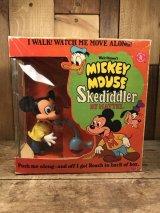 Mattel Skediddler Mickey Mouse ミッキーマウス ビンテージ ドール マテル 60年代
