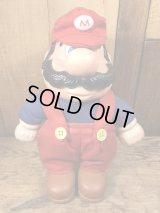 Applause Super Mario Vinyl Doll スーパーマリオ ビンテージ ドール ゲーム 80年代