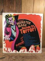 Monster Mash Sounds Of Terror LP Record モンスターマッシュ ビンテージ レコード ホラー 70年代