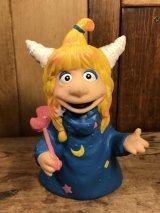 MTV Eureeka's Castle Eureeka Hand Puppet Figure ユリーカのお城 ビンテージ フィギュア ハンドパペット 90年代
