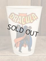 7 Eleven Monster Dracula Plastic Cup モンスター ビンテージ プラカップ セブンイレブン 70年代