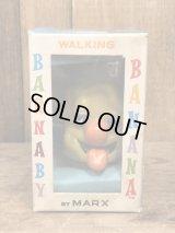 Marx Barnaby Banana Wind-Up Toy マークス ビンテージ トコトコ人形 トイ 果物 60年代