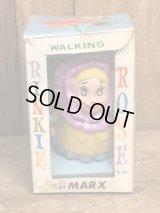 Marx Rinkie Rose Wind-Up Toy マークス ビンテージ トコトコ人形 トイ 花 60年代