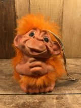 Rauls Monkey Troll Figure モンキー ビンテージ トロール人形 ドール 60年代