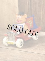 "Jim Henson Muppet Show ""Fozzie"" Mini Car マペットショウ ビンテージ ミニカー フォジー 70年代"