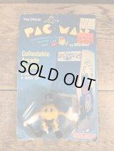 Coleco Mr.Pac-Man PVC Figure Blister Package ミスターパックマン ビンテージ PVCフィギュア 80年代
