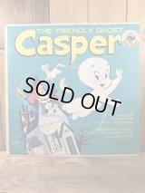 Casper The Friendly Ghost LP Record キャスパー ビンテージ レコード LP盤 60年代