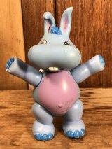 """Hasbro Wuzzles """"Hoppopotamls"""" Action Figure ウーズルズ ビンテージ アクションフィギュア ディズニー 80年代"""