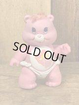 "Kenner Care Bears ""Baby Hugs Bear"" Poseable Figure ケアベア ビンテージ アクションフィギュア ケナー 80年代"