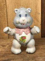"Kenner Care Bears ""Grams Bear"" Poseable Figure ケアベア ビンテージ アクションフィギュア ケナー 80年代"
