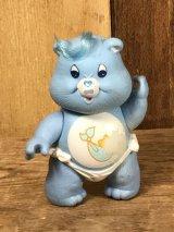 "Kenner Care Bears ""Baby Tugs Bear"" Poseable Figure ケアベア ビンテージ アクションフィギュア ケナー 80年代"