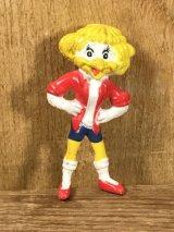 """Showbiz Pizza Time Chuck E Cheese """"Helen Henny"""" Mini PVC Figure チャックイーチーズ ビンテージ PVCフィギュア ショウビズピザ"""
