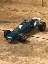 "Mattel Hot Wheels Redline ""Indy Eagle"" Minicar ホットウィール ビンテージ ミニカー レッドライン 60年代"