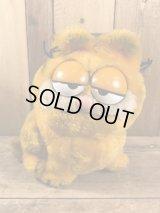 Garfield Dakin Plush Doll ガーフィールド ビンテージ ぬいぐるみ デーキン 80年代