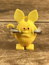 "Rat Fink ""Whiskers"" Gumball Charm Figure ラットフィンク ビンテージ ガムボールマシン チャーム 60年代"