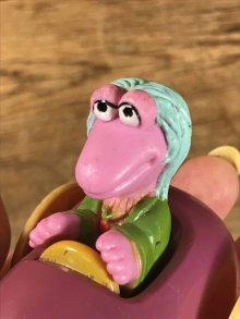 """他の写真2: McDonalds Fraggle Rock """"Mokey"""" Veggie Car Meal Toy フラグルロック ビンテージ ミールトイ ジムヘンソン マクドナルド 80年代"""
