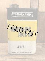 Napa Balkamp Hydraulic Jack Oil Can オイル缶 ビンテージ バルカンプ ブリキ 60年代